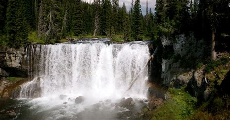 Bechler River Trail Yellowstone | Guided Bechler River