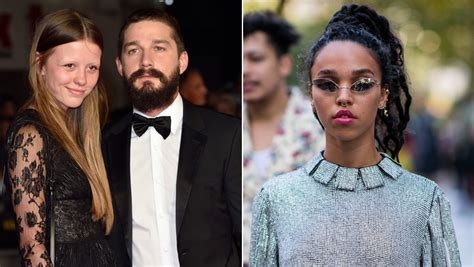 Shia LaBeouf Files For Divorce From Mia Goth As He Steps