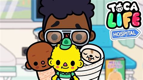 Toca Life Hospital Game Android Free Download - Null48