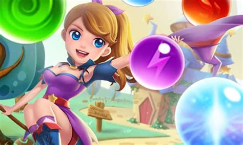 Bubble Witch Shooter Magical Saga Game - Play Online at