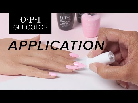 Baby Take A Vow - GelColor Semi-Permanent OPI Rose Nude