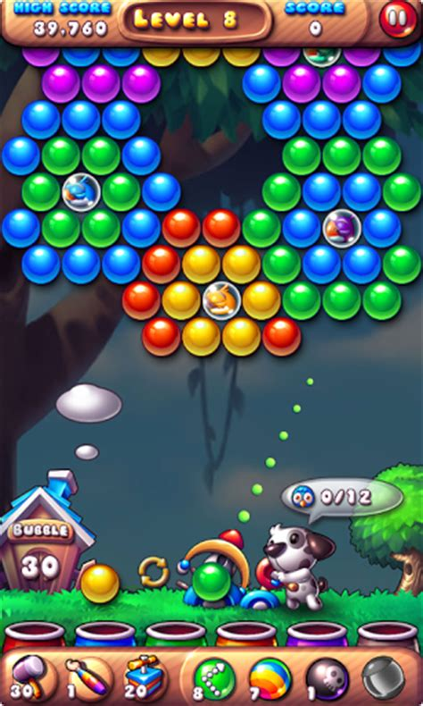 Bubble Bird Rescue » Android Games 365 - Free Android