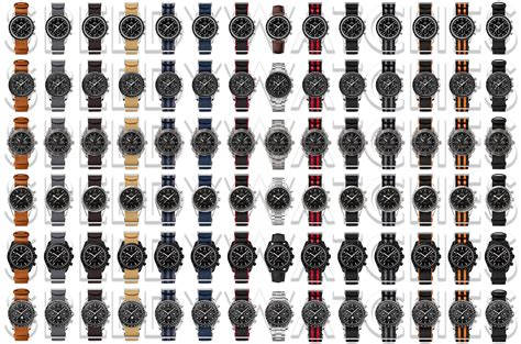 OEM Omega NATO Straps - the 2018 Update - SpeedyWatches