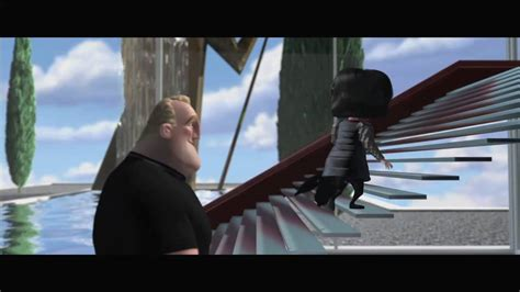 """The Incredibles on Blu-ray: """"Convincing Edna"""" - Clip - YouTube"""