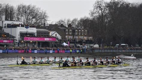 How to watch 2019 Oxford vs Cambridge Boat Race live