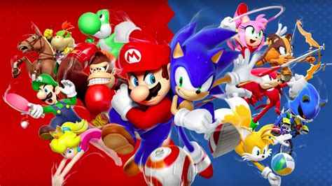 Análise: Mario and Sonic at the Rio 2016 Olympic Games