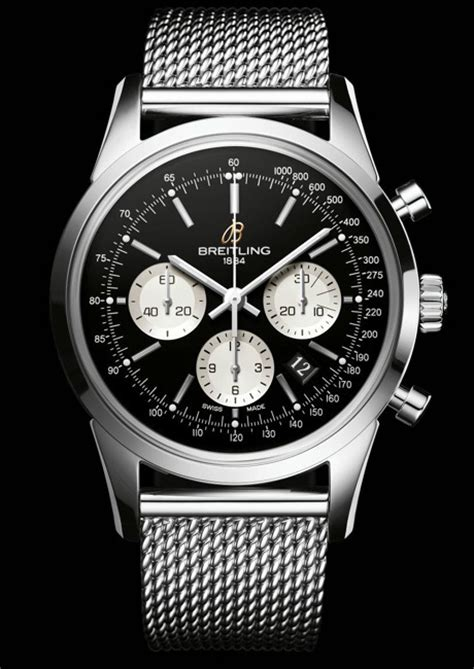 Pas Cher breitling transocean chronograph limited edition