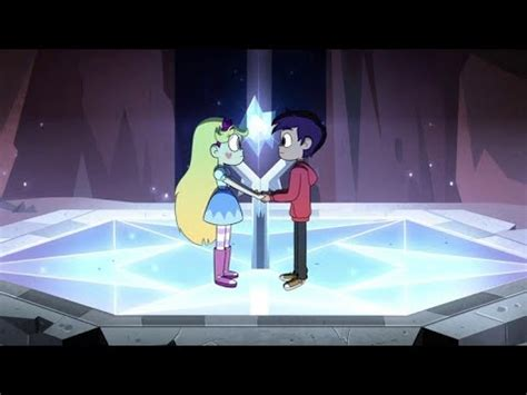Star vs the forces of evil (S04E08) - Curse of blood moon