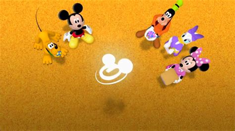 Disney Channel Bumper: Mickey Mouse Clubhouse #3 - YouTube