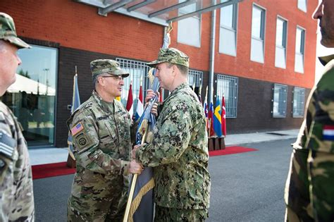 SHAPE | Change of Command at NATO Special Operations