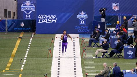 The 10 fastest 40-yard dashes in NFL Combine history   FOX