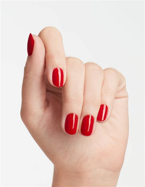 Big Apple Red - GelColor Semi-Permanent - OPI - Rouge