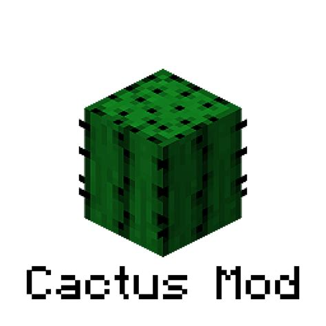 The Cactus Mod - Official Feed The Beast Wiki
