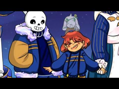Undertale Human AU relationship chart by TODD-NET on