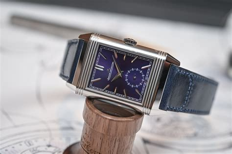 Jaeger-LeCoultre Reverso Tribute Burgundy and Two New