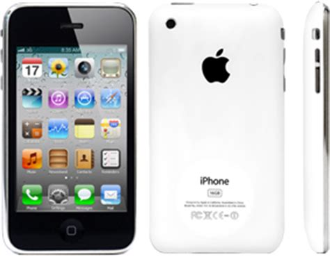 iPhone 3GS - Technical Specification