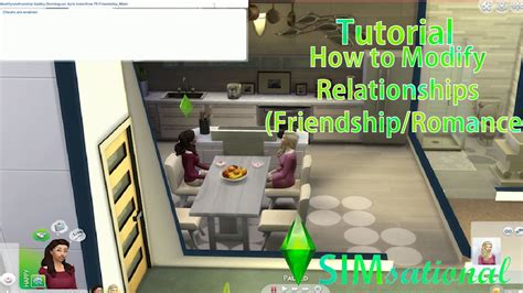 How to Modify Relationships (LOOK IN DESCRIPTION FOR