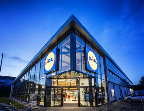 Lidl project | windows and doors Ireland | windows Donegal
