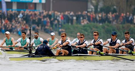 Who won boat race 2019? Oxford and Cambridge results from