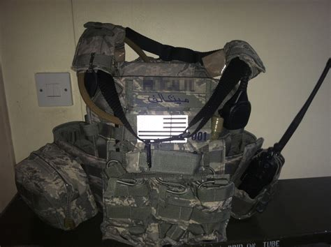 ABU Tiger Strip Plate Carrier   Beez Combat Systems