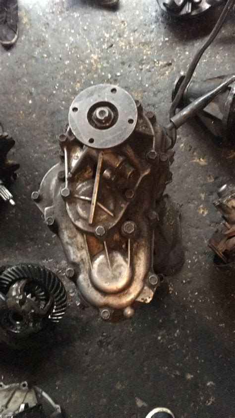 toyota transmission and transfer case identification help