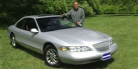 The '97 Lincoln Mark VIII Was a Velvet Glove That Packed a