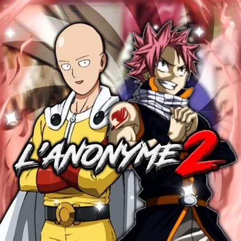 L'anonyme 2 Mangas - YouTube