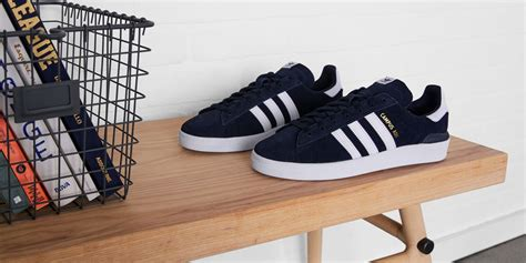 The Adidas Campus ADV Is a Modern Riff on a Classic Sneaker