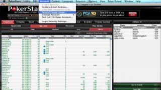 How to Mod Your PokerStars Client for Free   Online Poker Tips