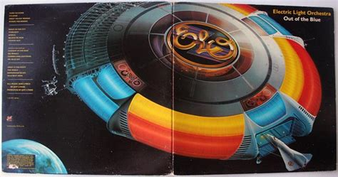 Electric Light Orchestra, 1977, Out of the Blue