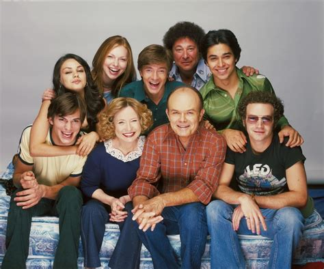 Then And Now: The Cast Of 'That '70s Show' - Zimbio