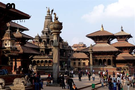 Patan Durbar Square   A World Heritage Site in Nepal