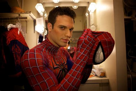 Jake Epstein on slinging webs in Spider-Man: Turn Off the