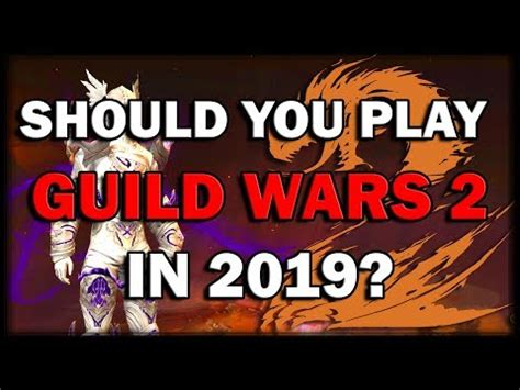 Should you play GW2 in 2019? An Overview - Thủ thuật máy