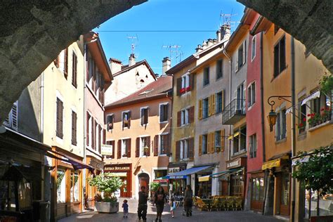 Visiter Annecy et sa région | Camping Annecy International