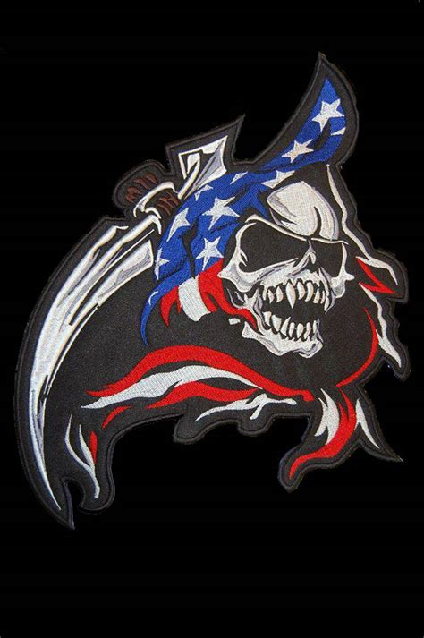 USA Reaper patch - Badgeboy