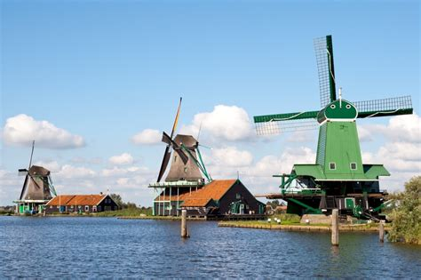 TOP 10 THINGS YOU DIDN'T KNOW ABOUT DUTCH WINDMILLS