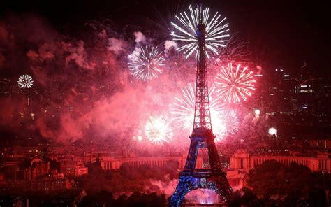 Bastille Day 2019: How a prison riot and the Tennis Court