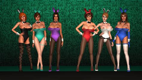 [Sims 3] Sexy Rabbit (updated) - Downloads - The Sims 3