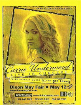Carrie Underwood: Live in Concert - Wikipedia