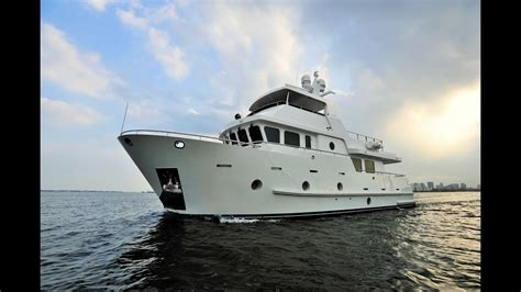 """Bering 65 """"Serge"""" - Steel expedition trawler yacht"""