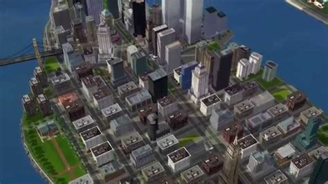 The Sims 3 New York City LAST BETA Release - YouTube