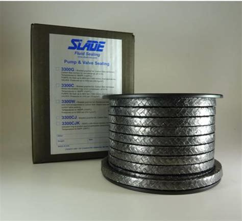 Slade, USA - High Temperature Sealing For Pumps and Valves