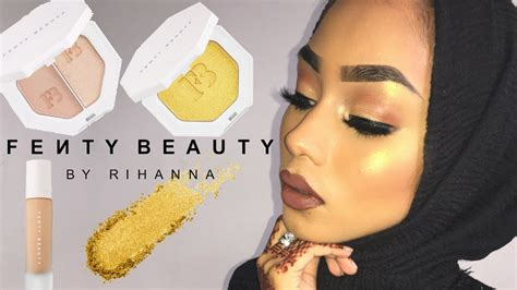 FENTY BEAUTY BY RIHANNA | HONEST REVIEW + FIRST