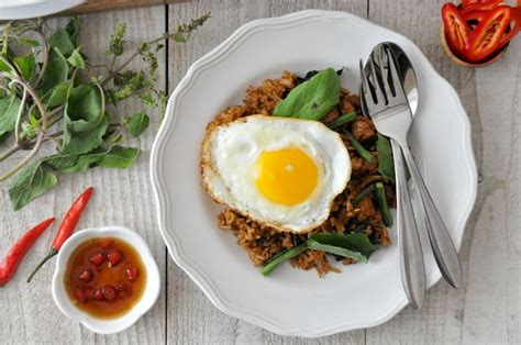 Imagine you'll make: fried rice with a perfect sunny-side