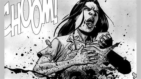 """10 Major Differences Between """"The Walking Dead"""" Show and"""