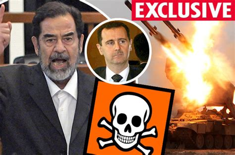Saddam's WMDs: Expert claims Tony Blair was RIGHT about