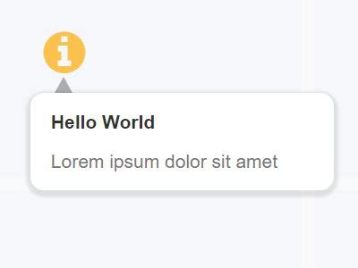 Create Custom Tooltips Next To Matched Elements