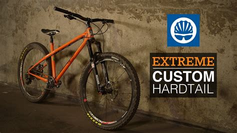 The Extreme Geometry Hardtail - YouTube