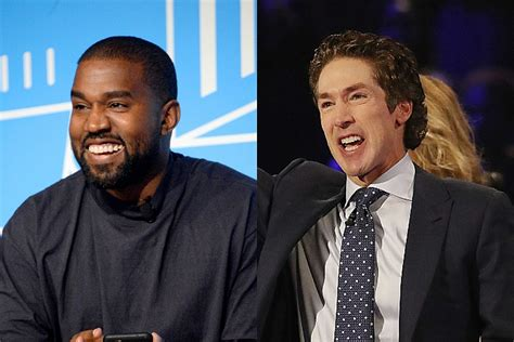 Report: Kanye to Bring Sunday Service to Joel Osteen's